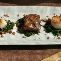 Pan-Seared Fish With Shiitake Mushrooms Recipe — Dishmaps