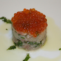 Tuna Tartare With Avocado And Crispy Shallots Recipes — Dishmaps