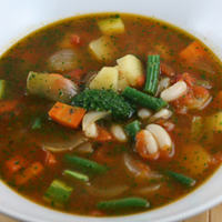 greenmarket Vegetable Soup