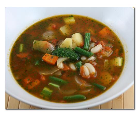 ... pistou soup soupe au pistou greenmarket vegetable soup with