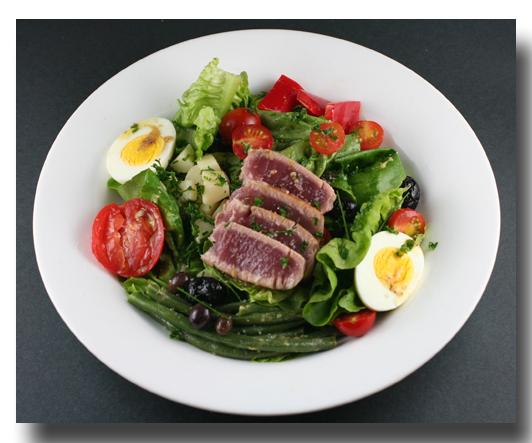 Greenmarket Salad Nicoise